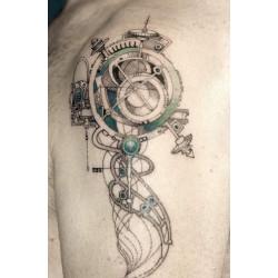 Un tatouage oui, mais pas réalisé par n'importe qui ...