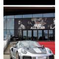 American Crew accélère au Mans